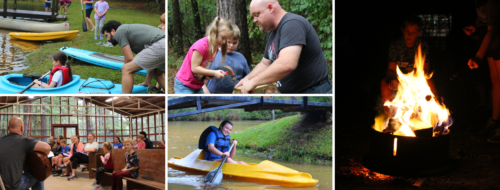 Dads & Kids Weekend brought families closer together at Pine Lake.