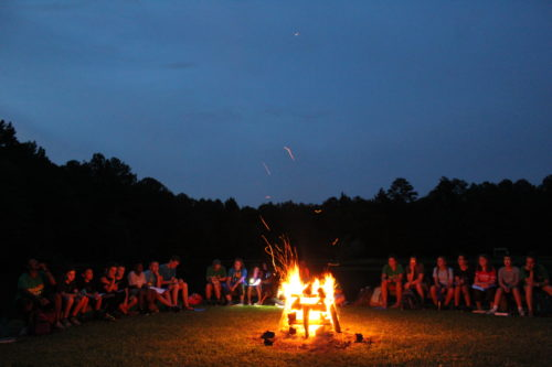 Campfire 2019 on the Island